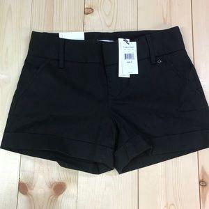 Calvin Klein black shorts NWT
